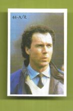 West Germany Franz Beckenbauer 44 AR